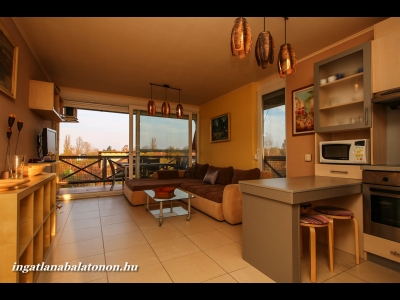 Charming, modern apartment with spectacular panorama for max. 4 persons