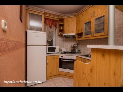 Közvetlen vízparti, panorámás apartman max. 6 vendégnek