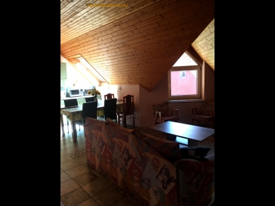 In the outskirts of Siófok, 800 meters from Lake Balaton, a holiday home is available for 8+3 people