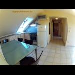 34, Mansard apartment with three rooms at the coast of Lake Balaton